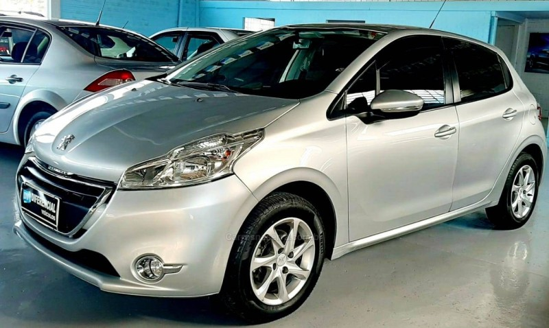 208 1.5 active pack 8v flex 4p manual 2016 caxias do sul