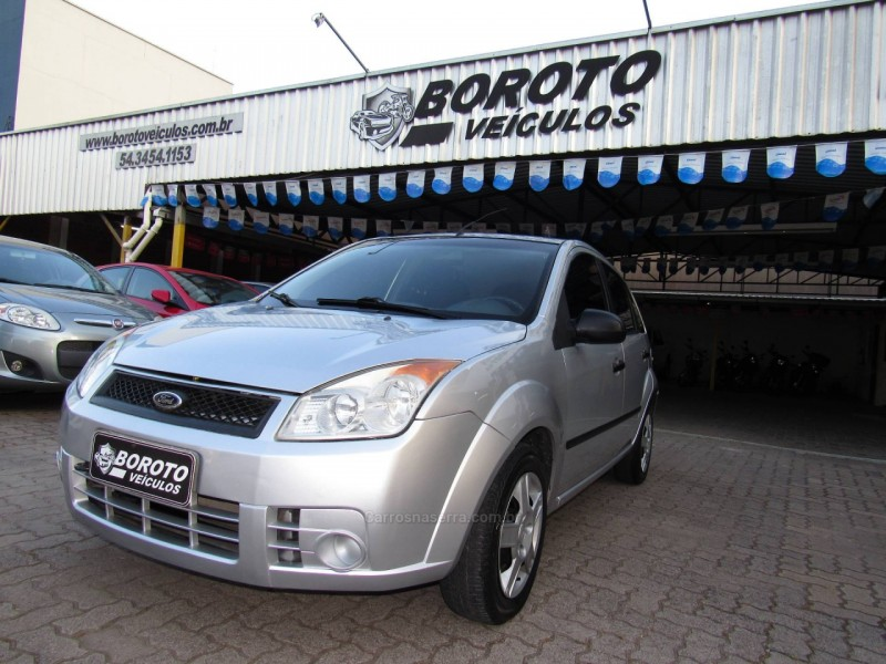 fiesta 1.0 rocam hatch 8v flex 4p manual 2008 bento goncalves