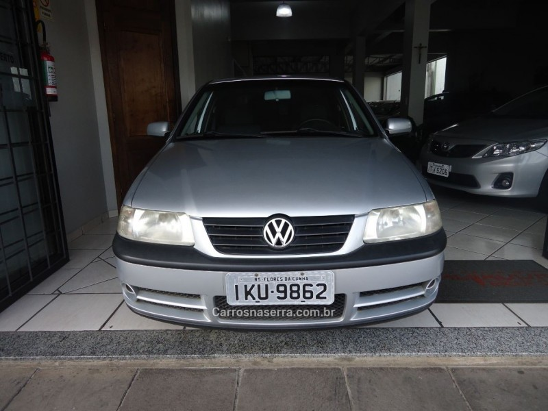 gol 1.0 mi power 8v gasolina 4p manual g.iii 2003 flores da cunha