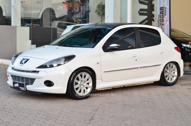 207 1.4 xr sport 8v flex 4p manual 2012 caxias do sul