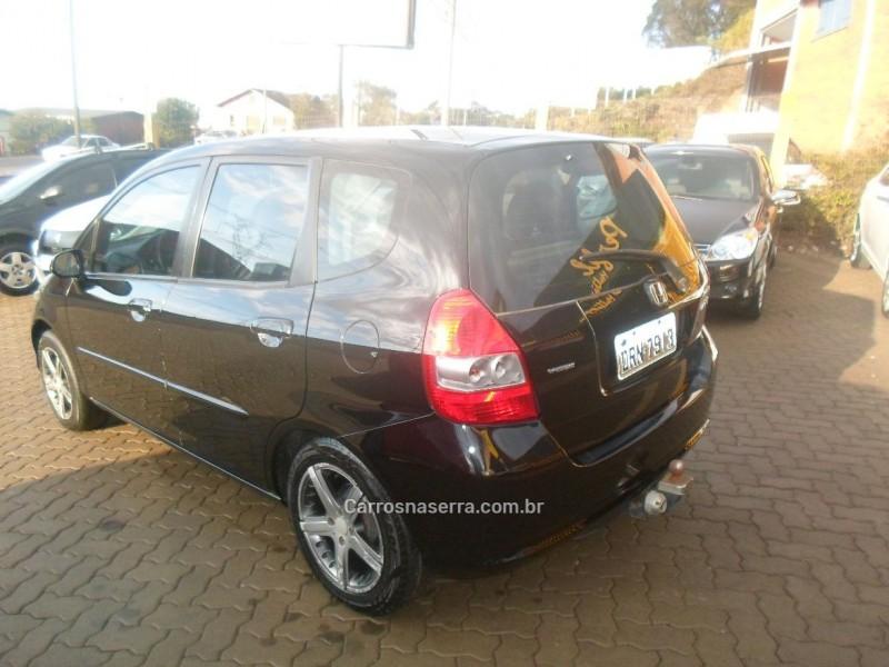 fit 1.5 ex 16v gasolina 4p automatico 2006 caxias do sul