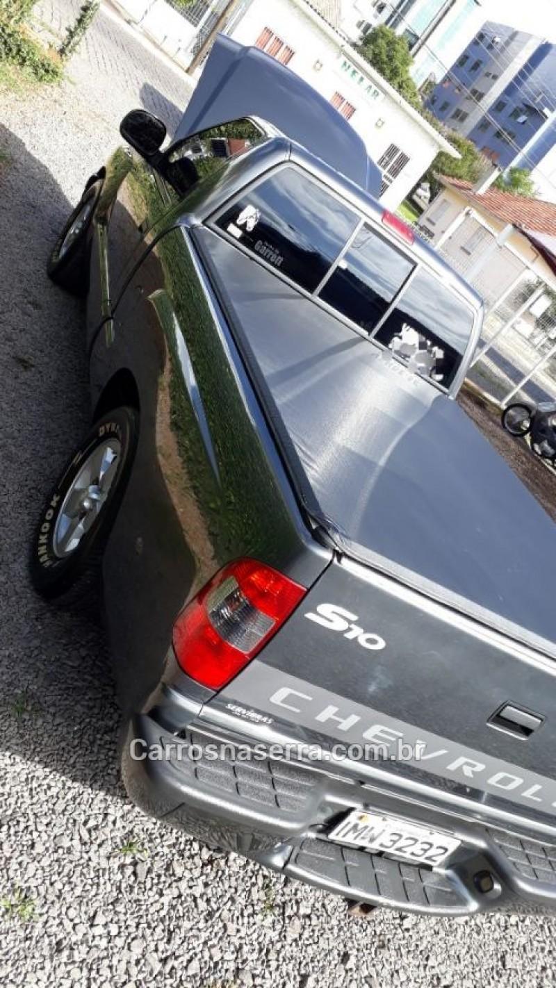 S10 2.4 MPFI COLINA 4X2 CS 8V GASOLINA 2P MANUAL - 2006 - SãO MARCOS