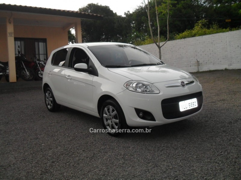 palio 1.0 mpi attractive 8v flex 4p manual 2014 caxias do sul
