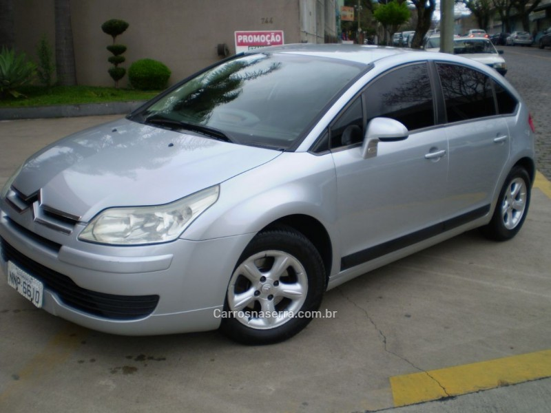 c4 2.0 glx 16v flex 4p manual 2010 caxias do sul