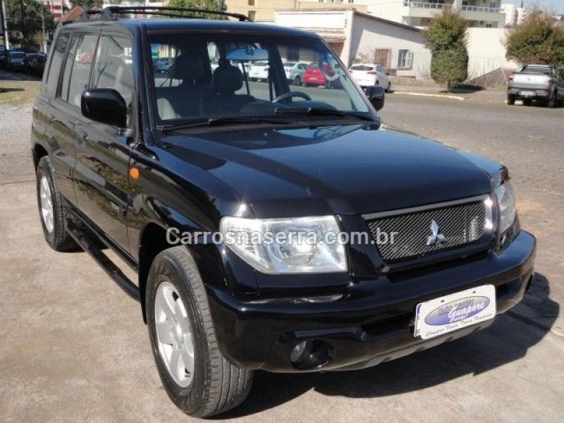 pajero tr4 2.0 4x4 16v 131cv gasolina 4p manual 2006 guapore