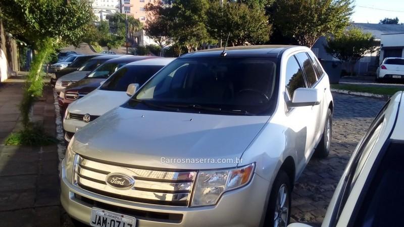 edge 3.5 limited awd v6 24v gasolina 4p automatico 2009 veranopolis