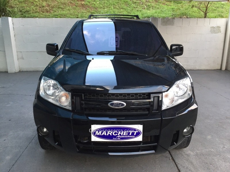 ECOSPORT 1.6 XLT 8V FLEX 4P MANUAL - 2008 - CAXIAS DO SUL