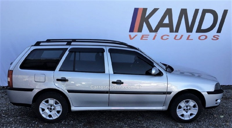 parati 1.6 mi city 8v flex 4p manual g.iii 2005 caxias do sul