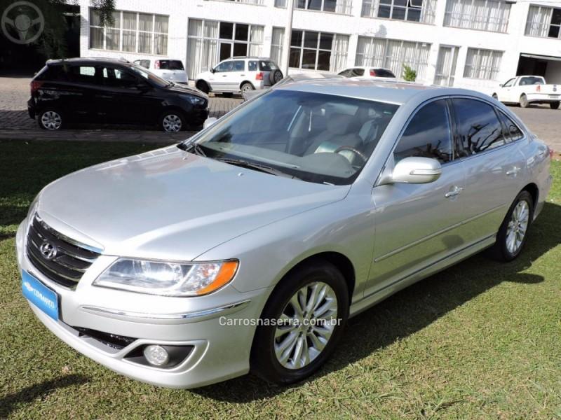 azera 3.3 mpfi gls sedan v6 24v gasolina 4p automatico 2011 sao marcos