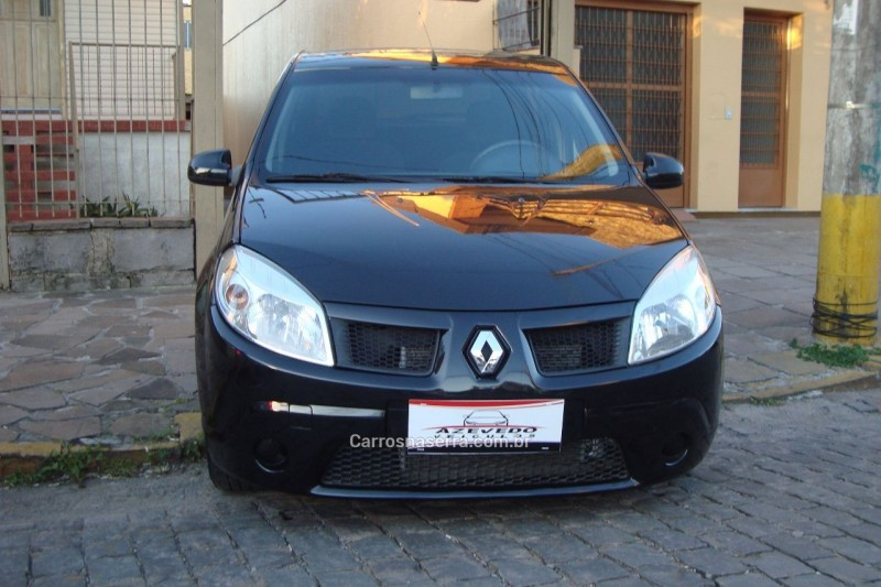sandero 1.6 privilege 8v flex 4p manual 2011 caxias do sul
