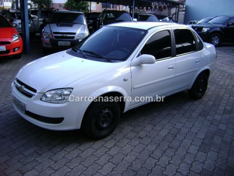 corsa 1.0 ls classic vhc 4p flex power 2013 caxias do sul