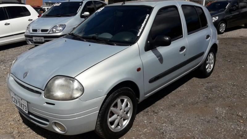 clio 1.0 rt 16v gasolina 4p manual 2003 caxias do sul