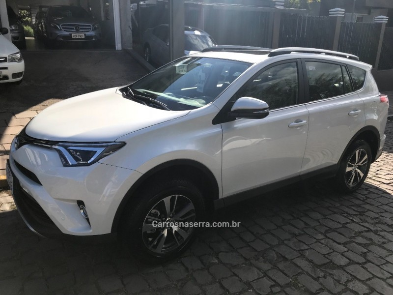 rav4 2.0 4x2 16v gasolina 4p automatico 2018 carlos barbosa