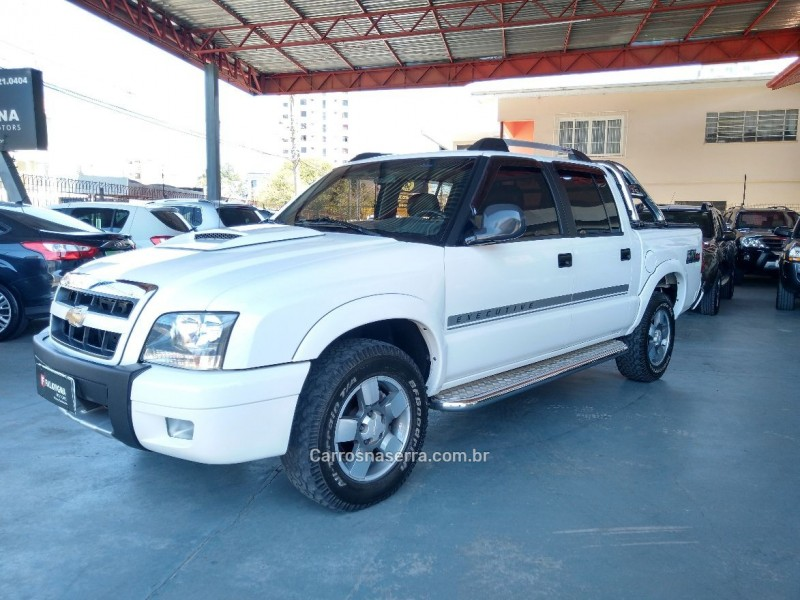 s10 2.8 executive 4x4 cd 12v turbo intercooler diesel 4p manual 2011 caxias do sul
