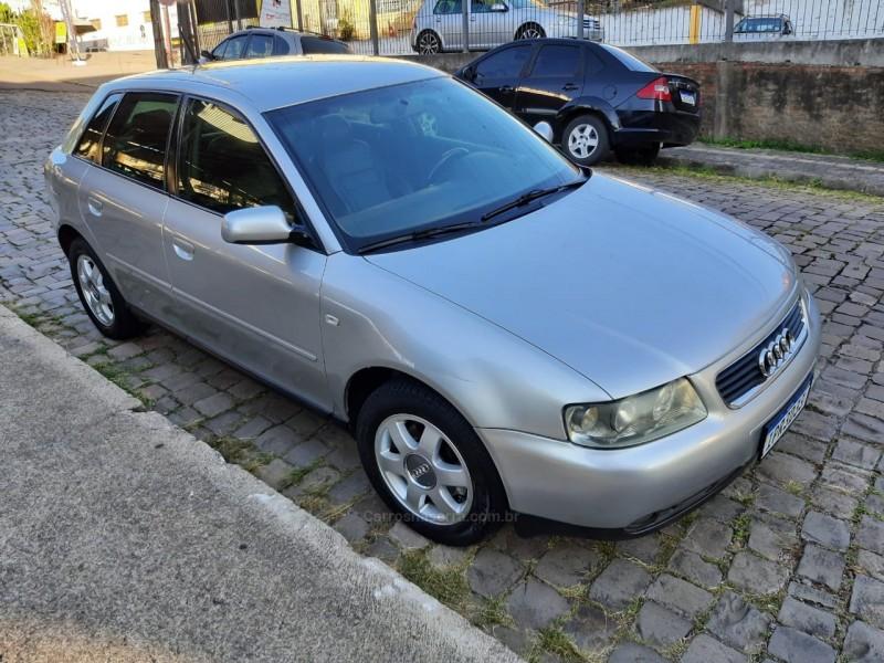a3 1.8 20v gasolina 4p manual 2002 bento goncalves