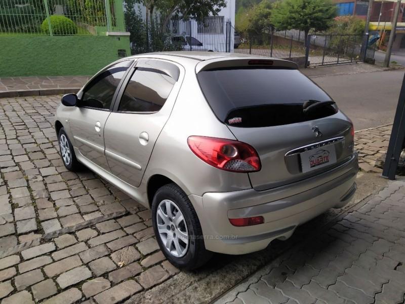 207 1.4 XR 8V FLEX 4P MANUAL - 2013 - CAXIAS DO SUL