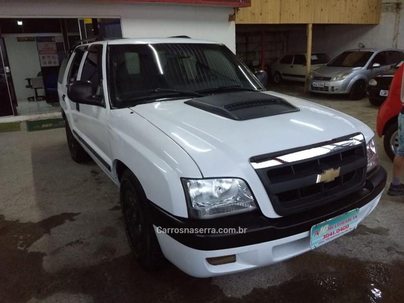blazer 2.4 mpfi advantage 4x2 8v gasolina 4p manual 2006 caxias do sul