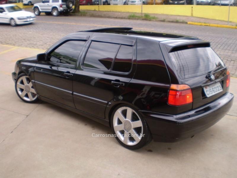 golf 2.0 mi glx 8v gasolina 4p manual 1997 caxias do sul