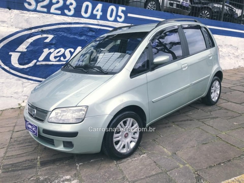 idea 1.4 mpi elx 8v flex 4p manual 2006 caxias do sul