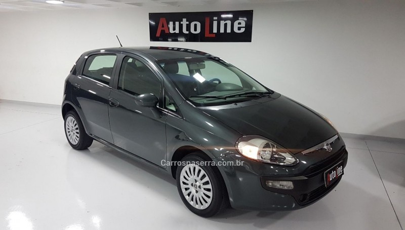 punto 1.4 attractive 8v flex 4p manual 2013 bento goncalves