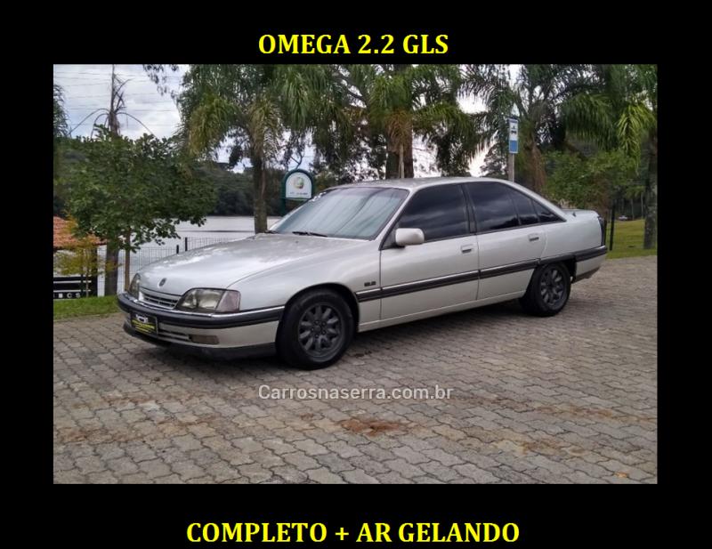 omega 2.2 mpfi gls 8v gasolina 4p manual 1996 caxias do sul
