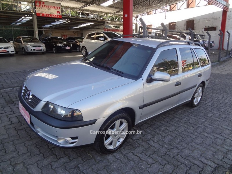 parati 2.0 mi 8v gasolina 4p manual g.iii 2004 caxias do sul