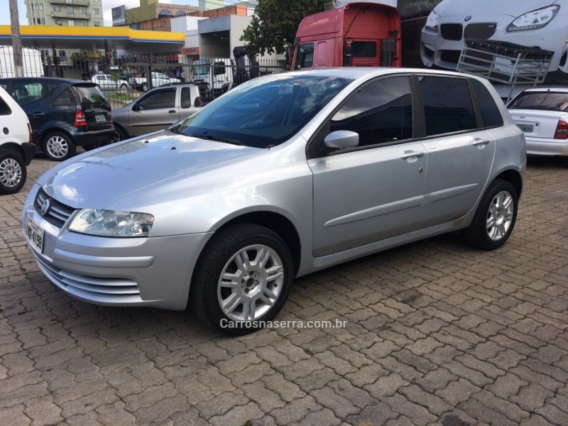 stilo 1.8 mpi connect 8v flex 4p manual 2006 caxias do sul