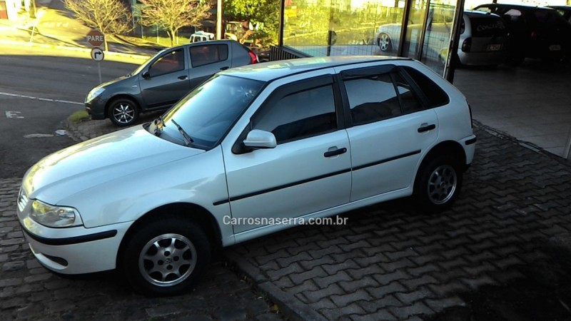 gol 1.0 mi 16v gasolina 4p manual g.iii 2000 caxias do sul
