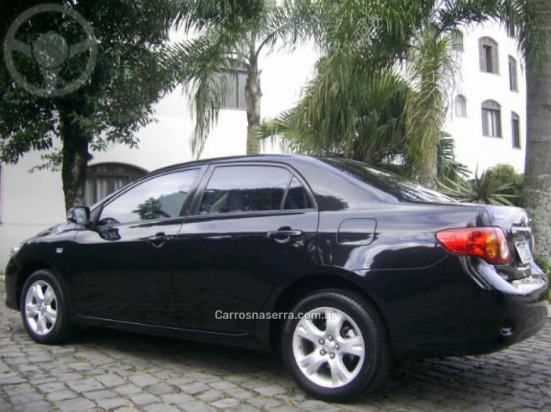 corolla 1.8 xei 16v gasolina 4p automatico 2010 caxias do sul