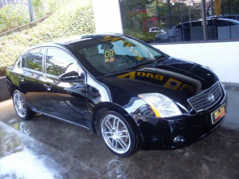 sentra 2.0 16v gasolina 4p manual 2008 caxias do sul