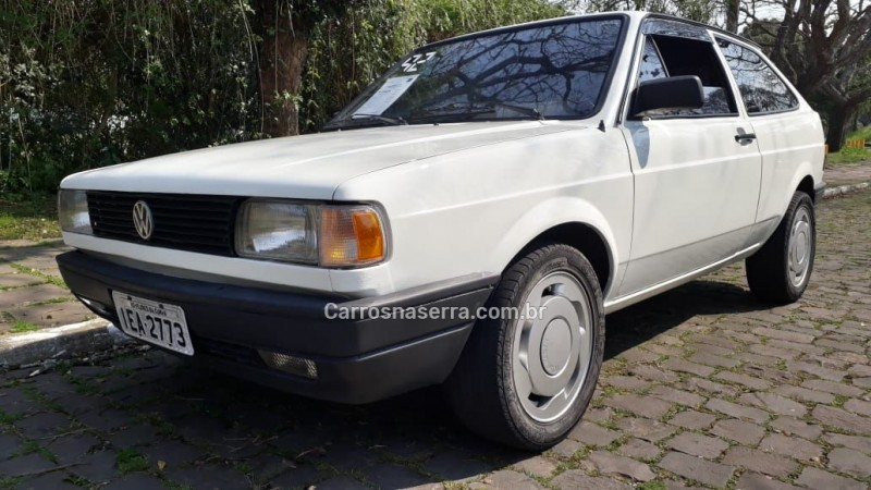 gol 1.6 gl 8v gasolina 2p manual 1991 farroupilha