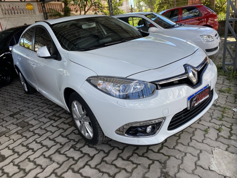 fluence 2.0 privilege 16v flex 4p automatico 2016 caxias do sul