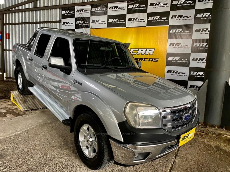 ranger 3.0 xlt 16v 4x4 cd diesel 4p manual 2011 caxias do sul