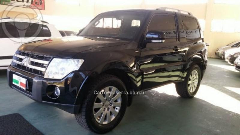 pajero full 3.8 hpe 4x4 v6 24v gasolina 2p automatico 2008 caxias do sul