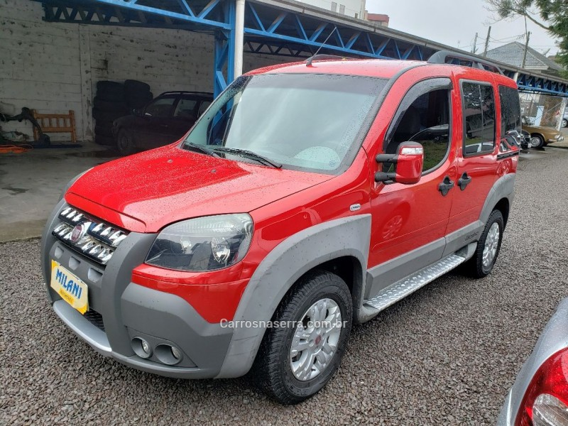 doblo 1.8 mpi adventure xingu 16v flex 4p manual 2013 bento goncalves