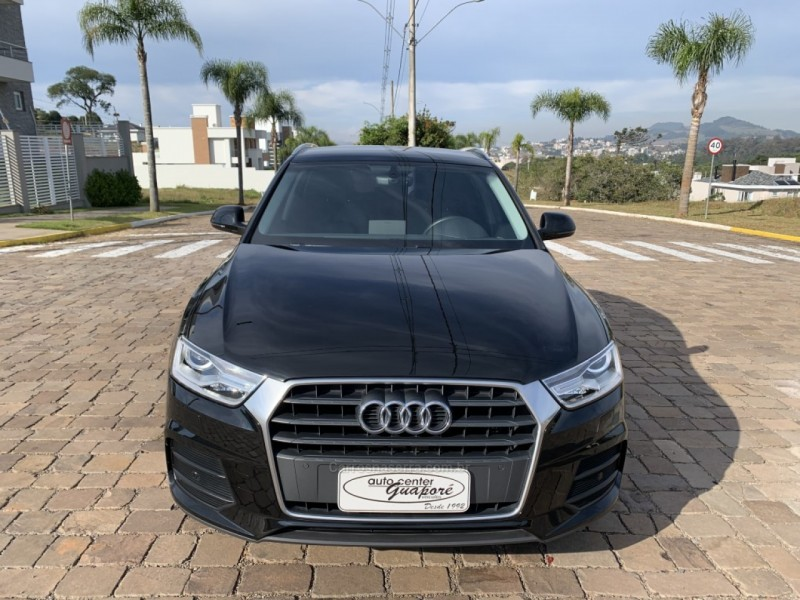 Q3 1.4 TFSI S TRONIC 16V FLEX 4P AUTOMATICO - 2018 - GUAPORé
