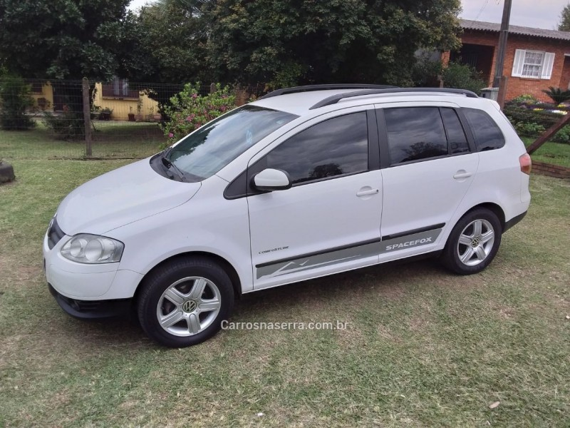 spacefox 1.6 mi comfortline 8v flex 4p manual 2008 sao sebastiao do cai