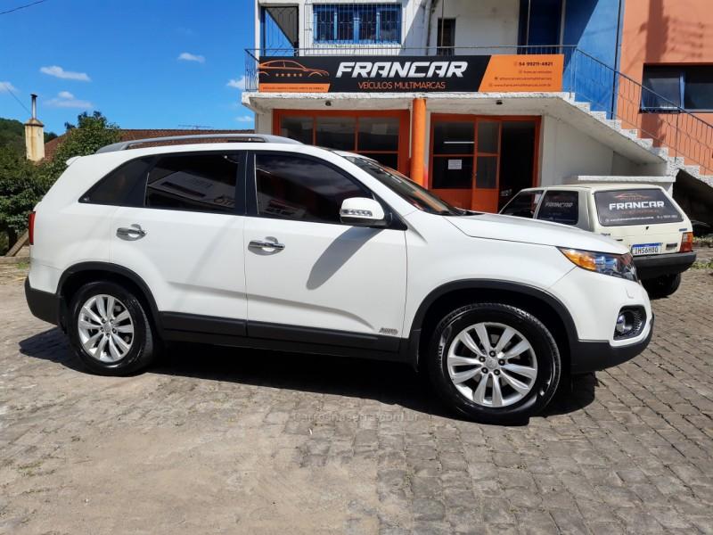 sorento 3.5 4x4 v6 24v gasolina 4p automatico 2012 antonio prado