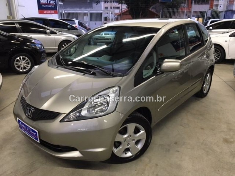 fit 1.4 lxl 16v flex 4p automatico 2010 caxias do sul
