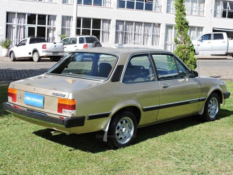 CHEVETTE 1.6 SL 8V GASOLINA 2P MANUAL - 1986 - SãO MARCOS