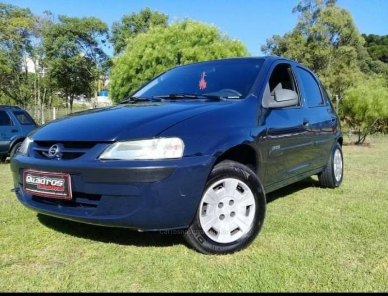 celta 1.0 mpfi vhc spirit 8v gasolina 4p manual 2005 caxias do sul