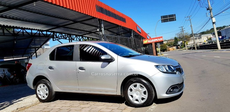 logan 1.0 authentique 16v flex 4p manual 2014 caxias do sul
