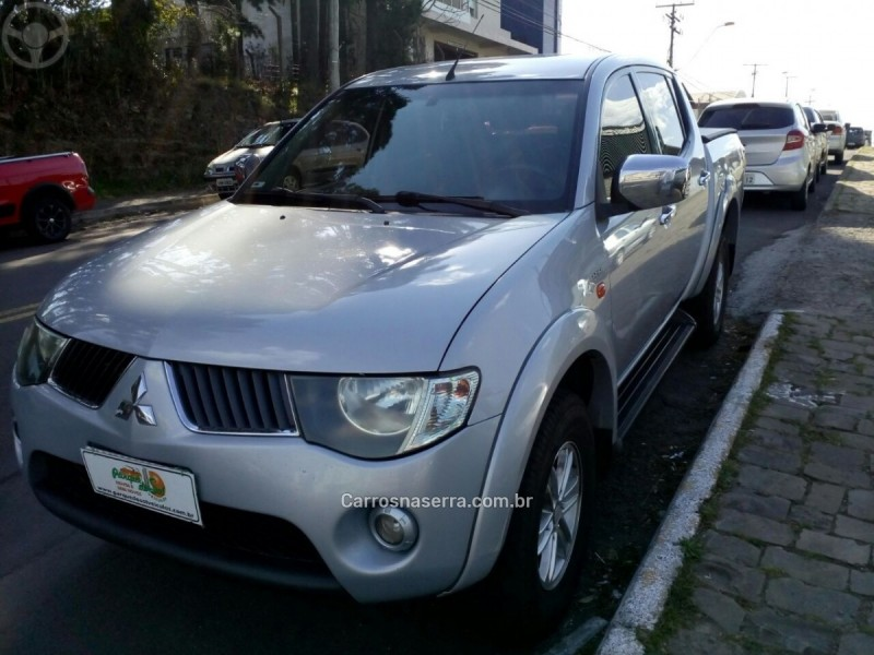 l200 triton 3.2 hpe 4x4 cd 16v turbo intercooler diesel 4p automatico 2009 caxias do sul
