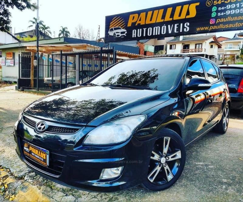 i30 2.0 mpi 16v gasolina 4p automatico 2010 caxias do sul