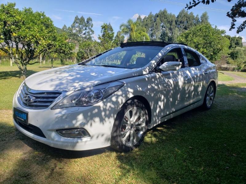 azera 3.0 mpfi gls v6 24v gasolina 4p automatico 2013 antonio prado