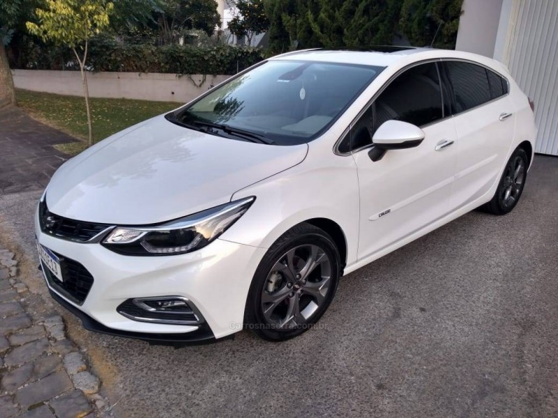 CRUZE 1.4 TURBO LTZ 16V FLEX 4P AUTOMÁTICO - 2019 - GARIBALDI