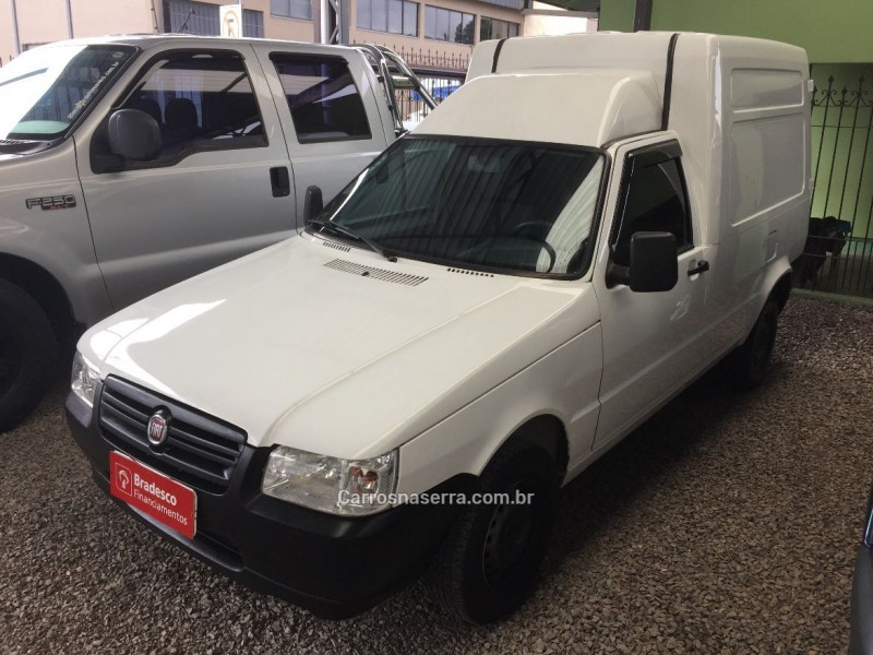 fiorino 1.3 mpi furgao 8v flex 2p manual 2011 caxias do sul