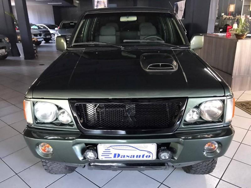 l200 2.5 gls 4x4 cd 8v diesel 4p manual 2002 caxias do sul