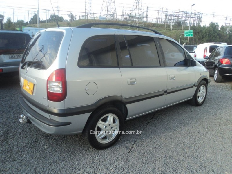 zafira 2.0 mpfi cd 8v gasolina 4p manual 2002 farroupilha
