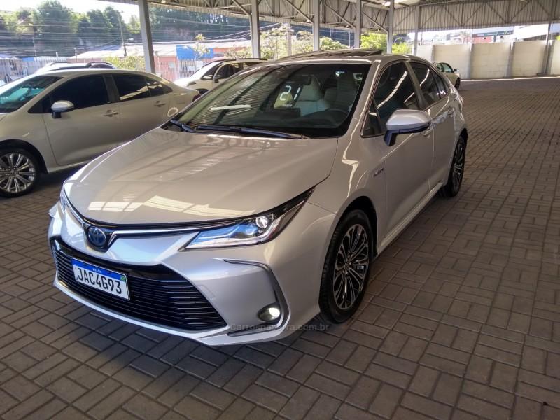 corolla 1.8 altis premium 16v hibrido 4p automatico 2021 caxias do sul